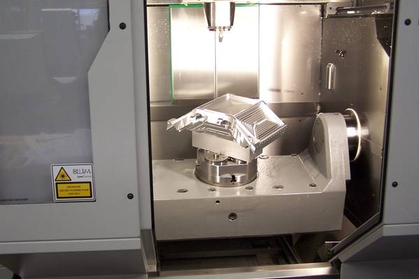 FMI Component manufacturing - Milling