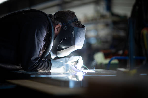 FMI Component manufacturing - Tig/MIC Welding